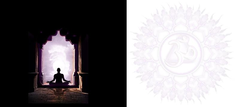 Meditation Kronenchakra