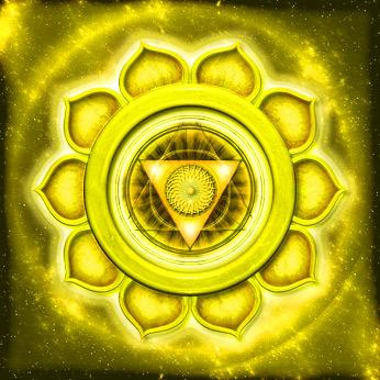Solarplexus-Chakra öffnen